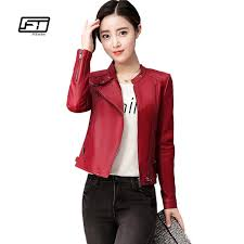 leather jackets plus size fitaylor new women faux leather jacket plus size 4xl ladies leather