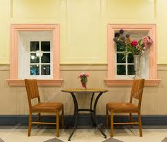 decorative desk chair. Close Up Two Desk Chair Decorative Luxury Modern In Living Room \u2014 Photo By Wuttichok B