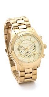 Big Face Designer Watches Michael Kors Mens Oversized Watch Shopbop