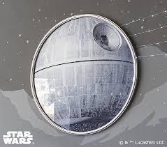 star wars death star wall art