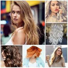 2018 Balayage Hair Colors For Your