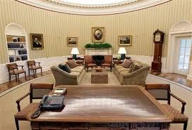 PHOTOS Sneak Peek Of Oval Office Makeover CBS New York