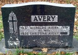 Nicholas Avery (1901-1975) - Find A Grave Memorial