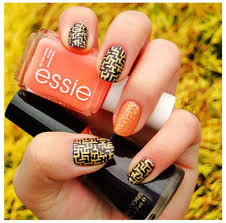 Essie Nail Polish Designs Essie Maze Nail Design Pictures Photos And Images For