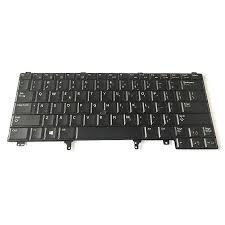 Bàn Phím Dành Cho Laptop Dell Latitude E6420, E5420, E6320, E6430 Keyboard  Có Đèn LED Backlit - Bàn Phím Thay Thế Laptop Thương hiệu OEM