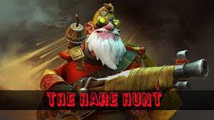dota 2 store sniper the hare hunt set youtube
