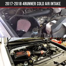 2017-2018 Toyota 4Runner Intake (TRD or K&N), 4Runner Cold Air Intake