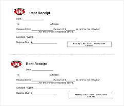 rent paid receipt format rent payment receipt sample receipts of payment rental payment