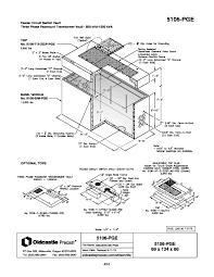 Feeder circuit switch vault3 phase transformer kva model pge electric motor wiring diagrams single phase
