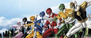 Power Rangers Wallpaper For Bedroom