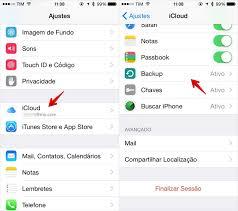Como Fazer Backup Do Iphone Ios Dicas E Tutoriais Techtudo