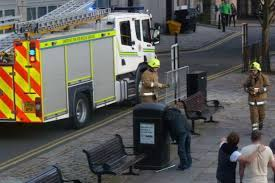 Scotsman with head stuck in a bin becomes global phenomenon - Daily Record