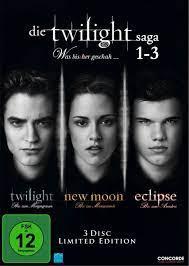 Die Twilight Saga 1-3 - Was bis(s)her ...