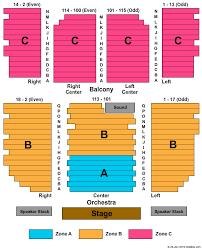Tarrytown Music Hall Seating Chart