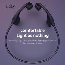 Eday <b>MD04</b> Wireless <b>Headphones</b> Waterproof Open-Ear Bone ...