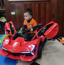 Cần cẩu xe máy đủ cả - Ôtô Điện trẻ em Phúc Yên Vĩnh Phúc