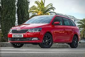Skoda Fabia Estate 2015 - Car Review   Honest John
