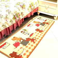 carpet runners with rubber backing backed runner rugs kitchen rug mats er