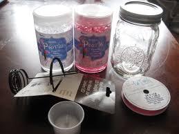 Decorating Mason Jars With Ribbon DIY Mason Jar LED Candle Decor Make Something Mondays 85