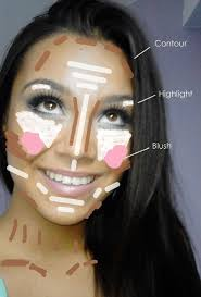 where to highlight learn how to contour and highlight angies beauty corner