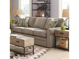 la z boy collins sofa with rolled arms morris home sofas lazy coffee table ottoma