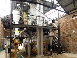 Mini Feed Plant Assembling Set for 600-1000kg/h Feed Production
