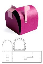 Mailbox Supplies Template Dies Mailbox Lifestyle Template Dies Sales
