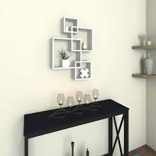 intersecting cube shelves canada white laminate intersecting cube shelves b white