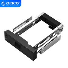 ORICO Tool Free 3.5 inch SATA to 5.25 Stainless Bracket HDD ...