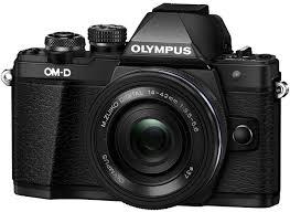 Беззеркальный <b>фотоаппарат Olympus OM-D E-M10</b> Mark II Kit 14 ...