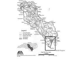 Cape Fear River Basin North Carolina Usa Download