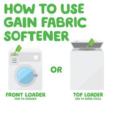 How Much Fabric Softener To Use Gain Liquid Fabric Softener Original Walmartca