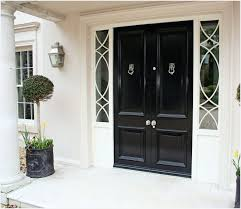 painted double front door. Wonderful Double Double Black Front Doors  Comfy Adorable Painted Door With  293 Best Exterior Paint For R