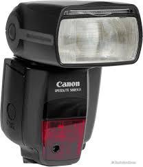Canon Flash Light Canon 580ex Ii Review