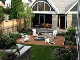Landscape Design For Small Backyards Cool Decorating Design