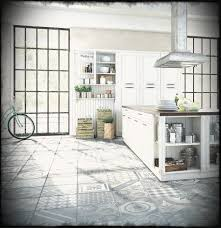 white kitchen dark tile floors. Wonderful White Tiles Dark Tile Floor White Kitchen Brilliant Elegant Ideas Featured Stone  Patterns Explore Our Stunning Collections On Floors