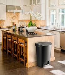 the best kitchen trash can for every budget style and size of