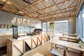 Jury Caf interior design project by Biasol:DesignStudio