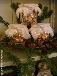 Decorated Jam Jars For Christmas 100 Best Jam Jar Christmas Decorations Images On Pinterest 56