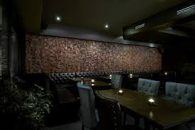 Wandgestaltung Pool Bar Göppingen Wandpaneele Material Id