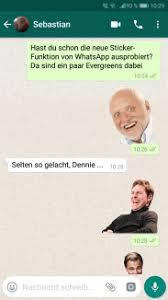 Meme Fun Mit Whatsapp Sticker Funktion Unterhält Birgt Aber Auch