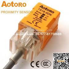 aotoro detector sensor ts dn inductive proximity sensor wires aotoro detector sensor ts18 5dn inductive proximity sensor 3 wires made in