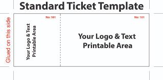 Editable Ticket Template Rome Fontanacountryinn Com