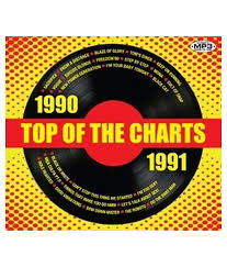 Top Of The Charts 1990 1991 English Buy Online At Best