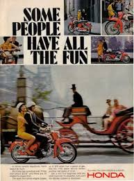 vintage honda motorcycle ads. honda motorcycle four stroke ad t 1966 vintage ads