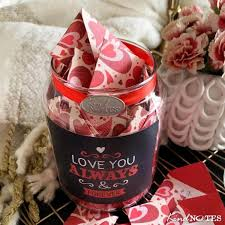 Jar Of Love Notes This Year S Best Gift Ideas