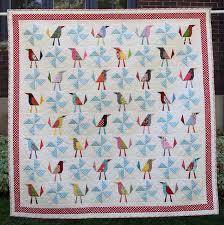 659 best BIRD QUILTS images on Pinterest   Bird quilt, Mini quilts ... & Busy Birds PDF Quilt Pattern for Instant Digital by Pipersgirls Adamdwight.com
