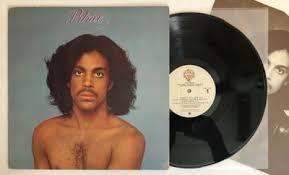 Gripsweat - Prince - Self Titled - 1979 US Album BSK 3366 (VG+)