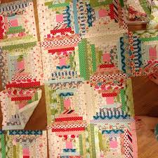 65 best Courthouse Steps Quilts / Patterns images on Pinterest ... & love the fabric. Find this Pin and more on Courthouse Steps Quilts /  Patterns ... Adamdwight.com