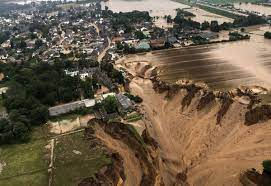 Record Flooding Show Devastation ...